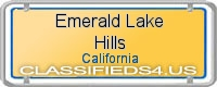 Emerald Lake Hills board